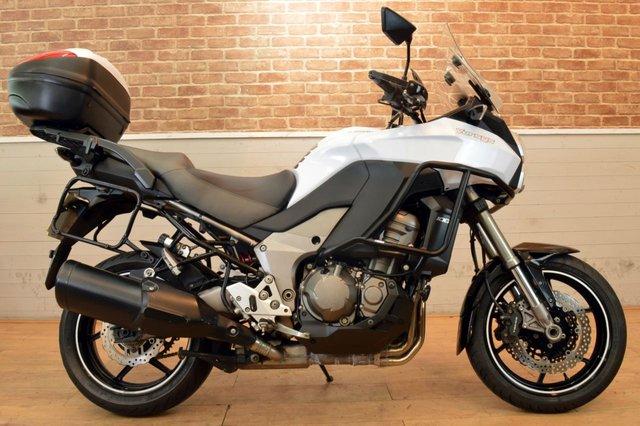 USED 2012 62 KAWASAKI VERSYS 1000  (KLZ 1000 ACF )