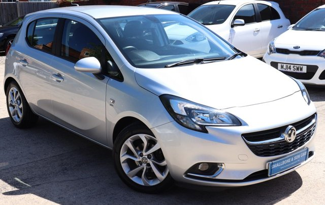 USED 2015 65 VAUXHALL CORSA 1.2 SRI 5d 69 BHP * BUY ONLINE * FREE NATIONWIDE DELIVERY *