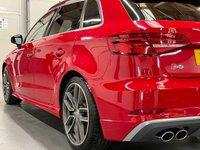 USED 2017 66 AUDI S3 2.0 TFSI Sportback S Tronic quattro (s/s) 5dr