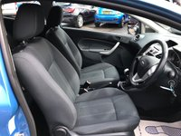 USED 2011 11 FORD FIESTA 1.4 ZETEC 16V 3d 96 BHP ONLY ONE FORMER KEEPER !!