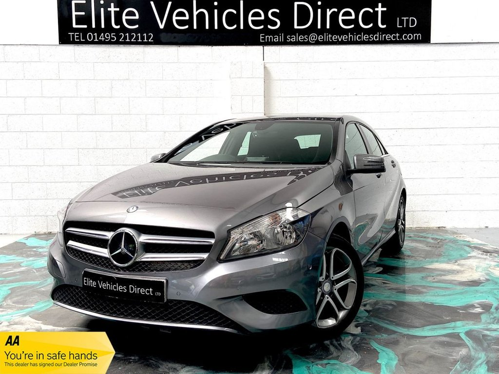 USED 2014 64 MERCEDES-BENZ A-CLASS 1.5 A180 CDI BLUEEFFICIENCY SPORT 5d 109 BHP *LOW RATE FINANCE FROM 6.9% APR
