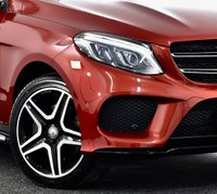 USED 2016 66 MERCEDES-BENZ GLE-CLASS 2.1 GLE250d AMG Line (Premium) G-Tronic 4MATIC (s/s) 5dr £58k New, Night Pk, Nappa Lthr