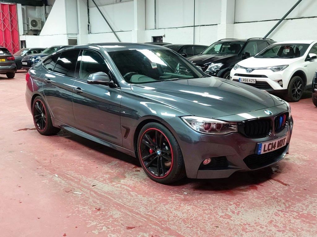 USED 2014 14 BMW 3 SERIES GRAN TURISMO 2.0 328I M SPORT GRAN TURISMO 5d AUTO 242 BHP