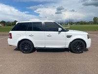 USED 2011 11 LAND ROVER RANGE ROVER SPORT 5.0 V8 AUTOBIOGRAPHY SPORT 5d 510 BHP