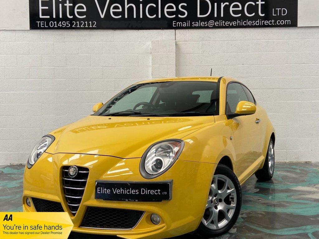 USED 2012 12 ALFA ROMEO MITO 1.4 TB MULTIAIR SPRINT 3d 105 BHP