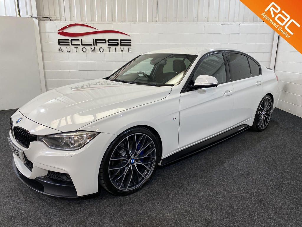 USED 2015 64 BMW 3 SERIES 2.0 320D XDRIVE M SPORT 4d AUTO 181 BHP