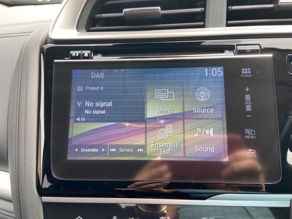 USED 2017 66 HONDA JAZZ 1.3 I-VTEC EX 5d 101 BHP FHSH