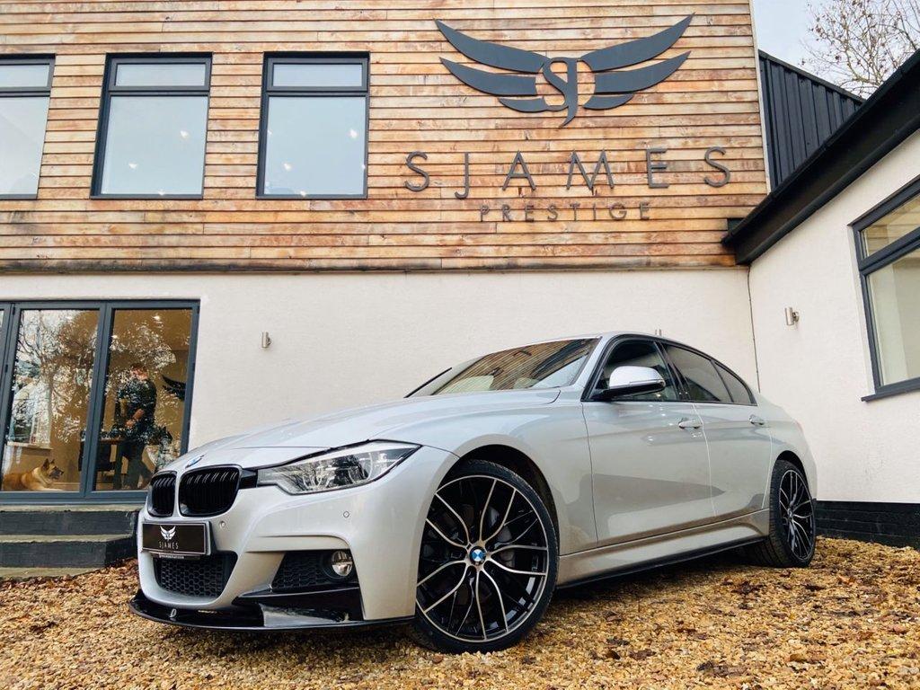 USED 2018 18 BMW 3 SERIES 2.0 320D M SPORT 4d AUTO 188 BHP