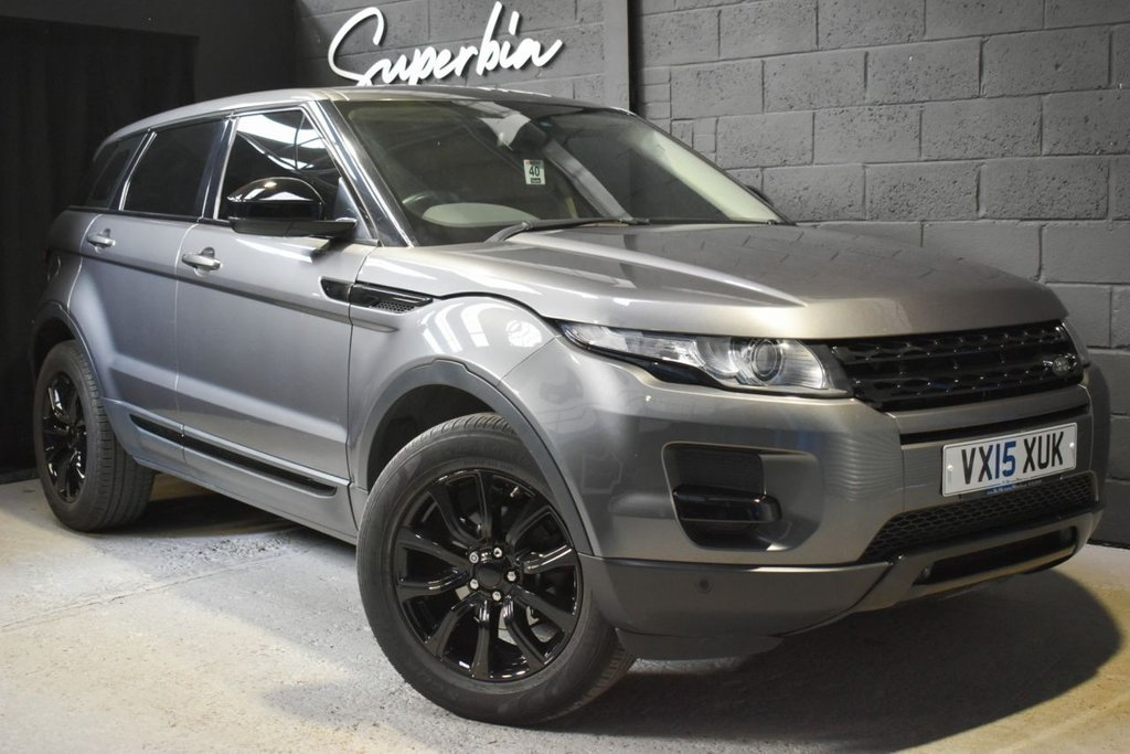 USED 2015 S LAND ROVER RANGE ROVER EVOQUE 2.2 SD4 PURE 5d 190 BHP