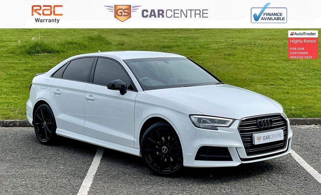 USED 2017 17 AUDI A3 1.4 TFSI CoD Black Edition (s/s) 4dr *7.9% APR Finance Available*