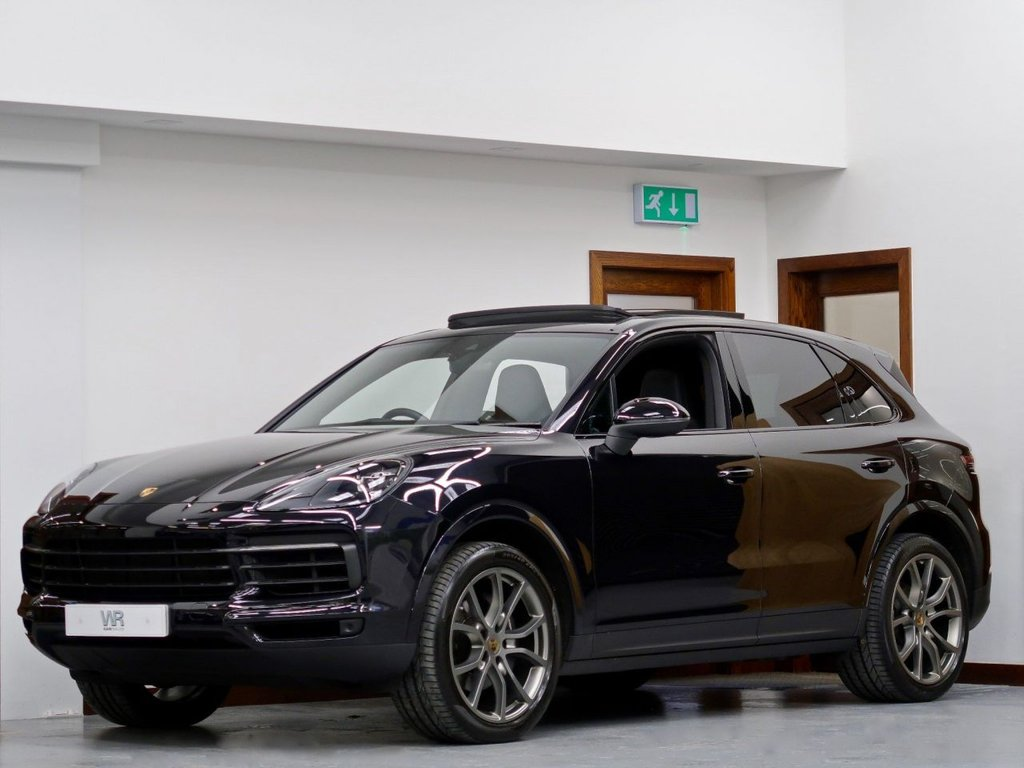 USED 2019 19 PORSCHE CAYENNE 3.0T V6 Tiptronic 4WD (s/s) 5dr PAN ROOF + R/CAM + 10K EXTRAS