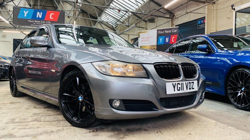 USED 2011 11 BMW 3 SERIES 2.0 320d ED EfficientDynamics 4dr YNCSTYLING+18S+PRIVACYGLASS