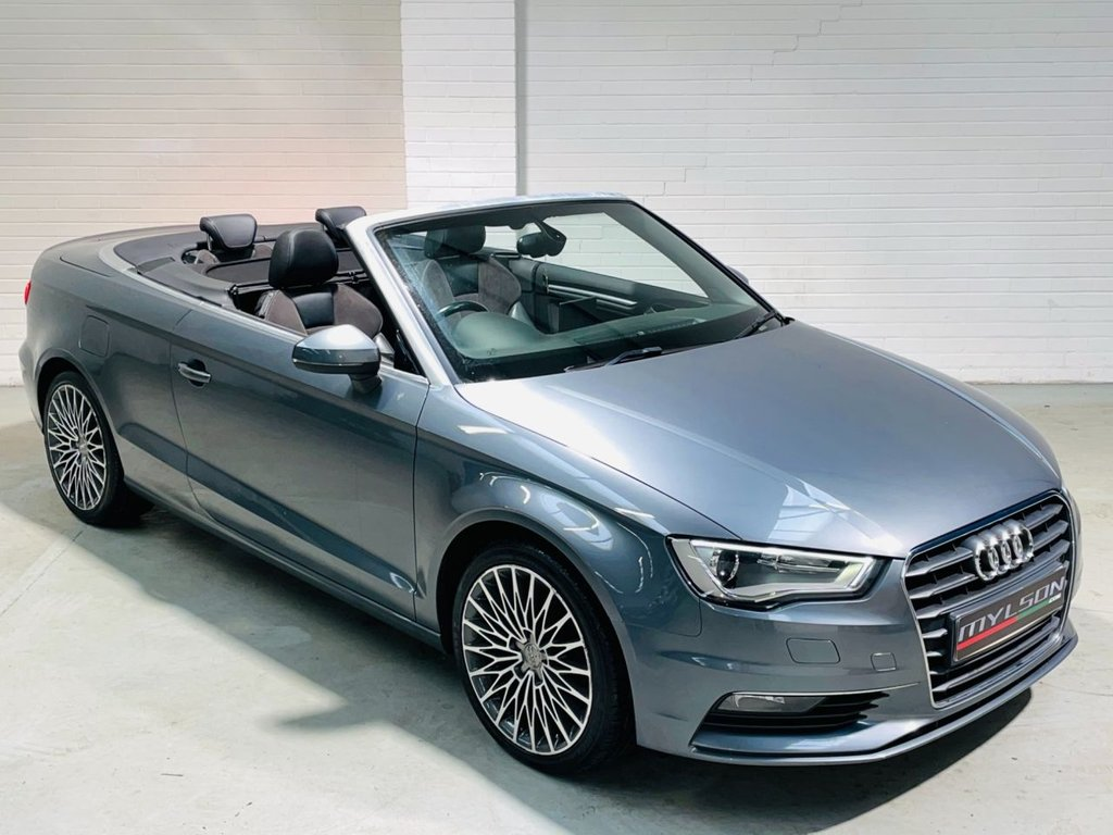 USED 2014 14 AUDI A3 2.0 TDI SPORT 2d 148 BHP Xenons|Heated Leather|18in Wheels|AA Inspected|FINANCE