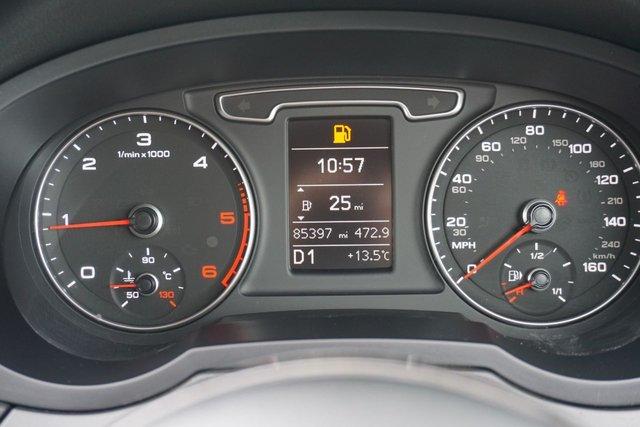 USED 2014 14 AUDI Q3 2.0 TDI QUATTRO S LINE 5d 175 BHP SERVICE HISTORY, SUPERB CONDITION