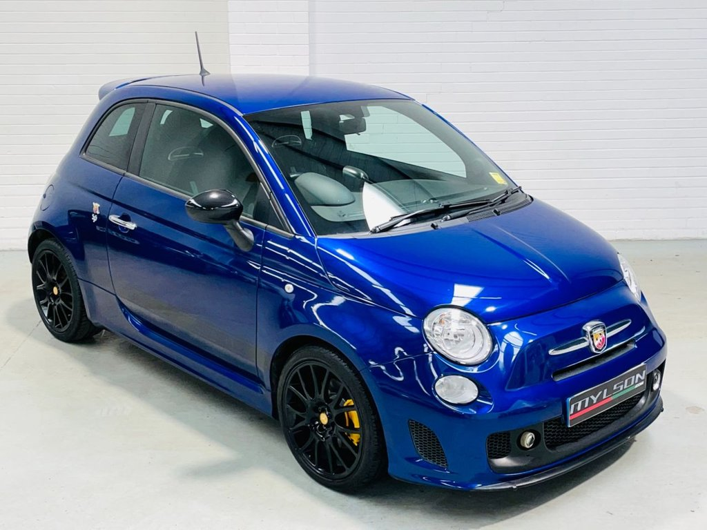 USED 2015 65 ABARTH 500 1.4 595 YAMAHA FACTORY RACING 3d 158 BHP Rare Model|Full Service History|AA Inspected|PX+FINANCE