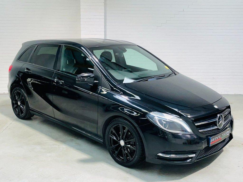 USED 2014 14 MERCEDES-BENZ B-CLASS 1.5 B180 CDI BLUEEFFICIENCY SPORT 5d 109 BHP AMG Pack|Tints|Reverse Cam|£30 Tax|AA Pass|FINANCE