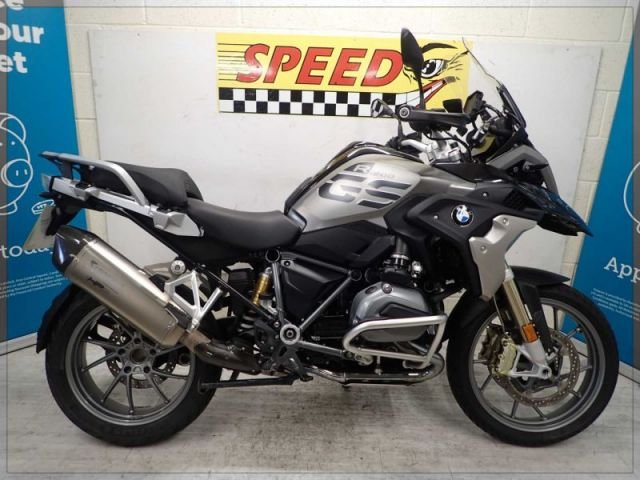 USED 2018 18 BMW R 1200 GS TE EXCLUSIVE