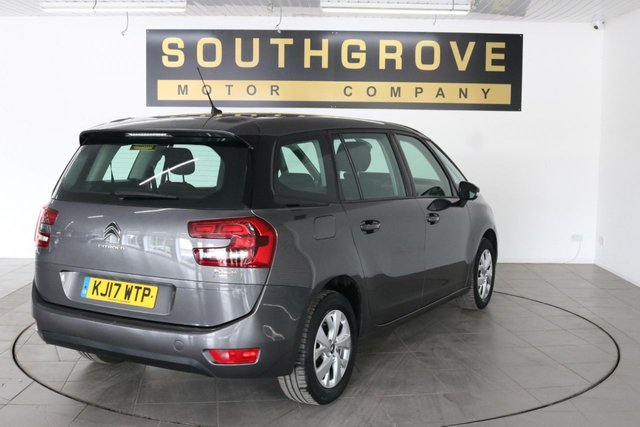 USED 1970 17 CITROEN C4 GRAND PICASSO 1.6 bluehdi 100 touch edition 5dr