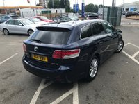 USED 2011 11 TOYOTA AVENSIS 1.8 VALVEMATIC TR 5d 145 BHP 82 POINT RAC INSPECTION !!