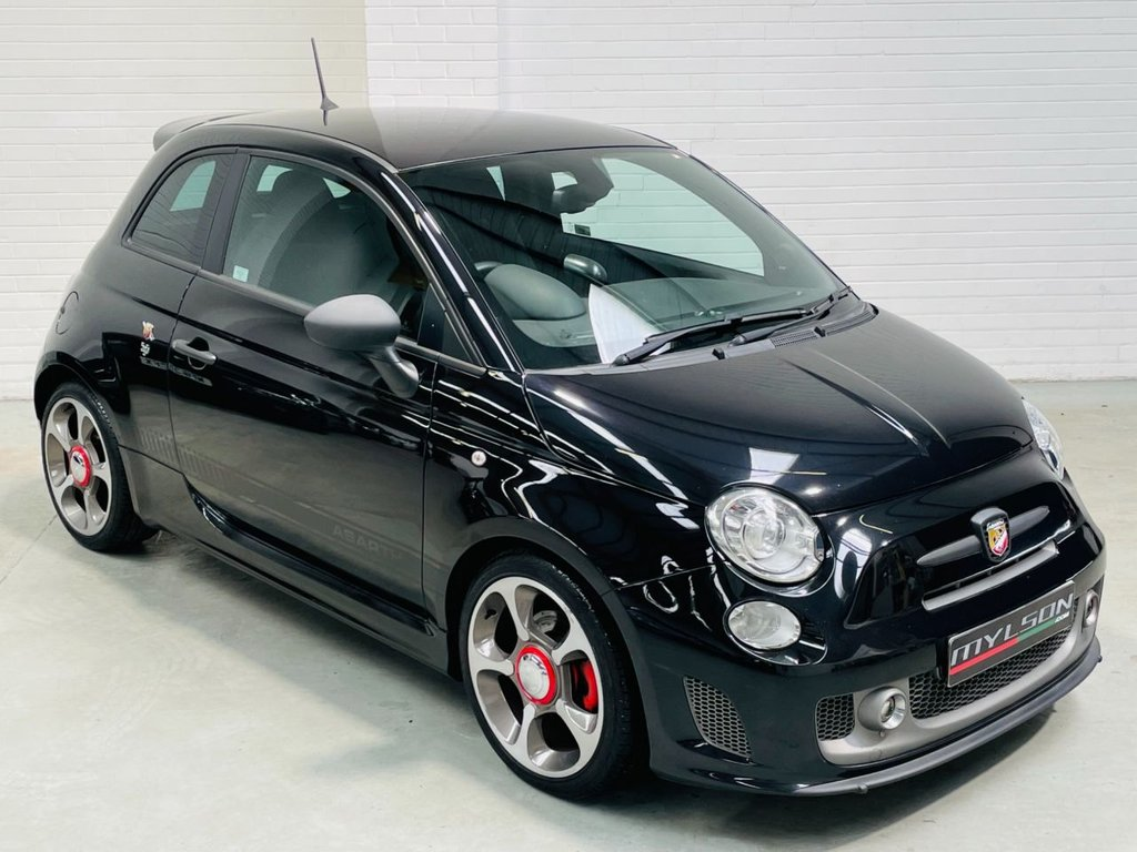 USED 2014 14 ABARTH 595 1.4 COMPETIZIONE 3d 160 BHP Full Service History|AA Inspected|Warranty|FINANCE
