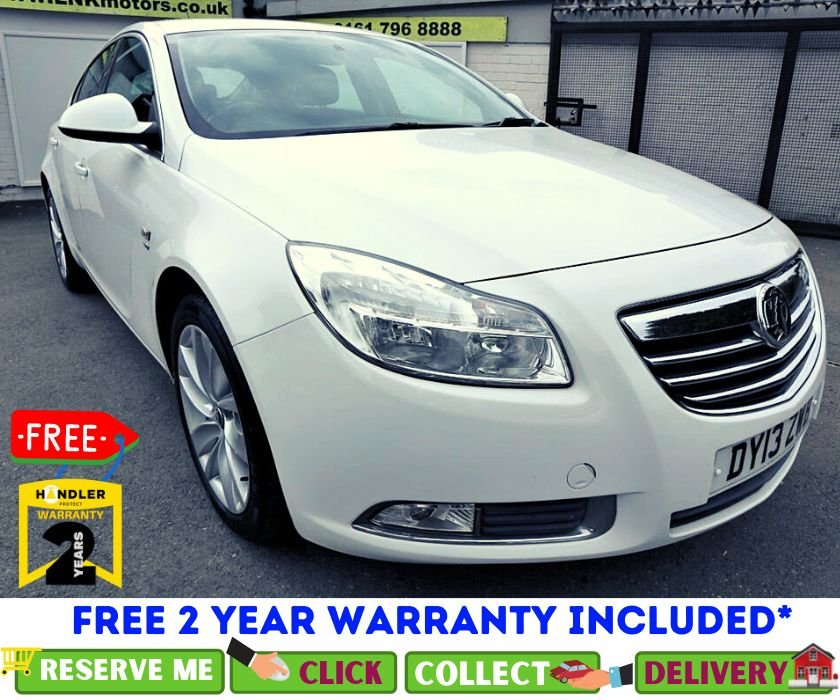 USED 2013 13 VAUXHALL INSIGNIA 1.8 SRI 5d 138 BHP *CLICK AND COLLECT OR DELIVERY *