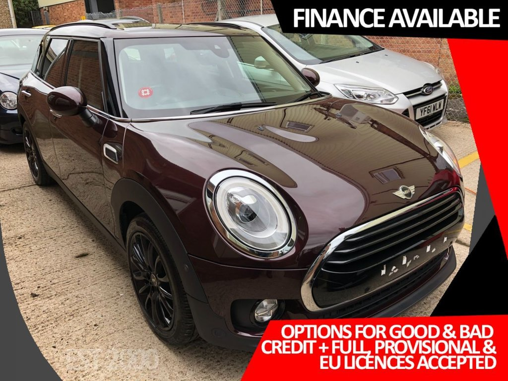 USED 2016 65 MINI CLUBMAN 1.5 COOPER 5d 134 BHP * CRUISE   * BLUETOOTH * NAV *  FRONT & REAR PARKING SENSORS * CLIMASTE CONTROL *