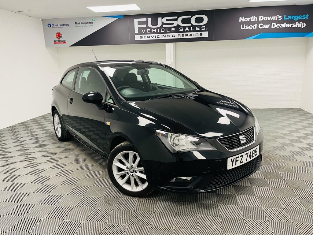 USED 2015 SEAT IBIZA 1.4 TOCA 3d 85 BHP NATIONWIDE DELIVERY AVAILABLE!