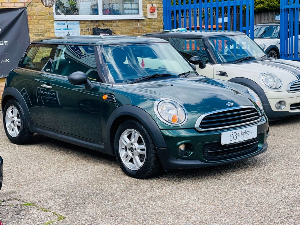 USED 2011 11 MINI HATCH FIRST 1.6 FIRST 3d 75 BHP WE SPECIALISE IN MINI'S!!!!!!