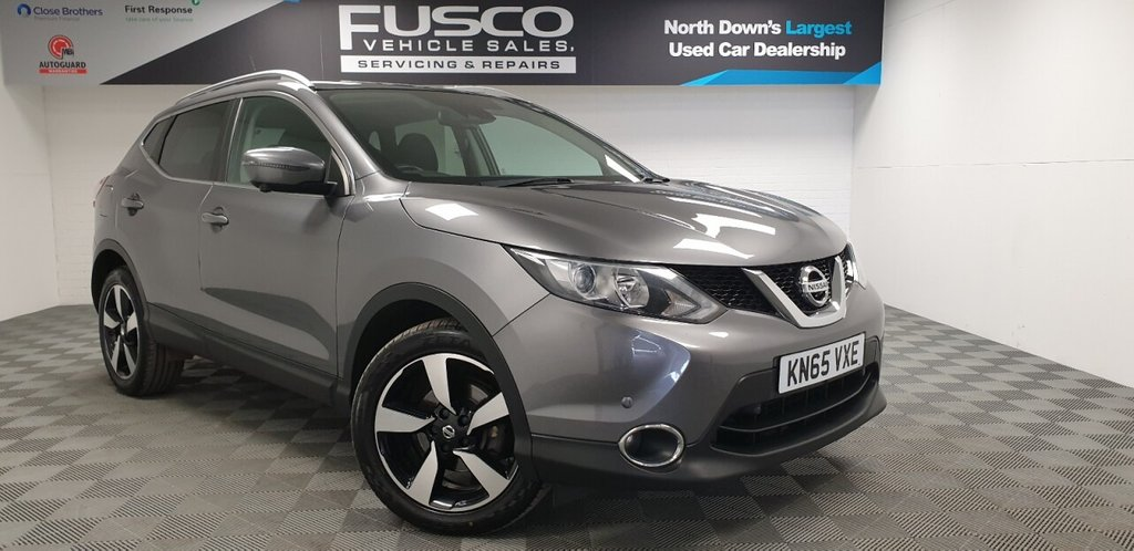 USED 2015 65 NISSAN QASHQAI 1.5 DCI N-TEC PLUS 5d 108 BHP NATIONWIDE DELIVERY AVAILABLE!