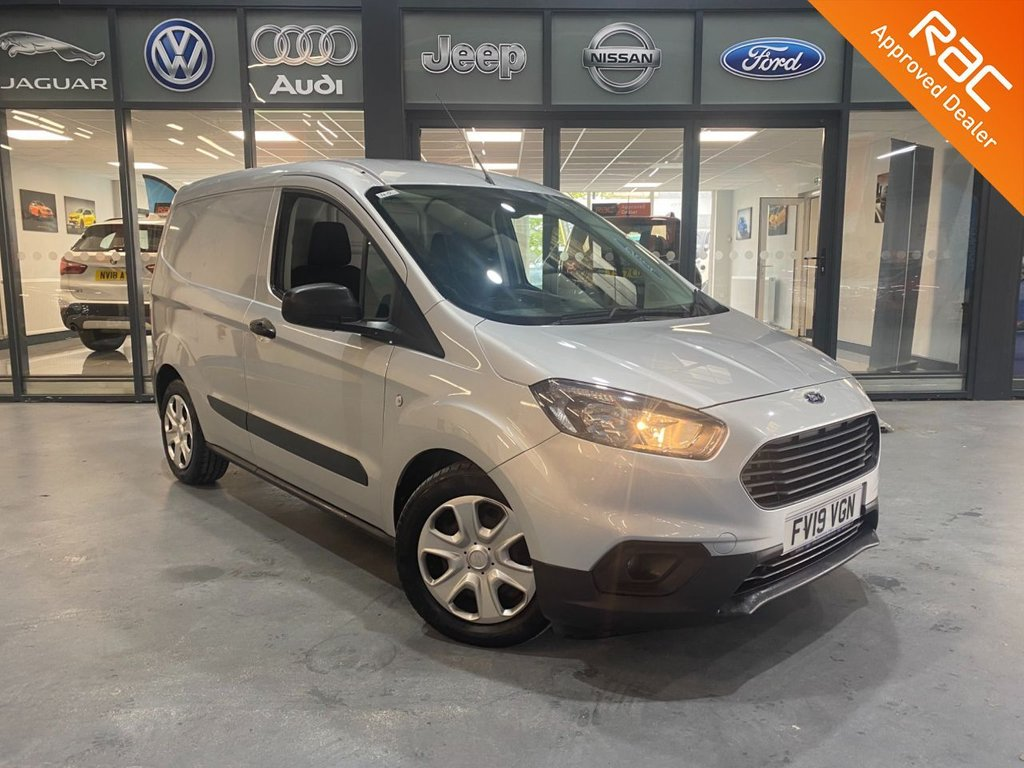 USED 2019 19 FORD TRANSIT COURIER 1.5 TREND TDCI 99 BHP Complementary 12 Months RAC Warranty and 12 Months RAC Breakdown Cover Also Receive a Full MOT With All Advisory Work Completed, Fresh Engine Service and RAC Multipoint Check Before Collection/Delivery