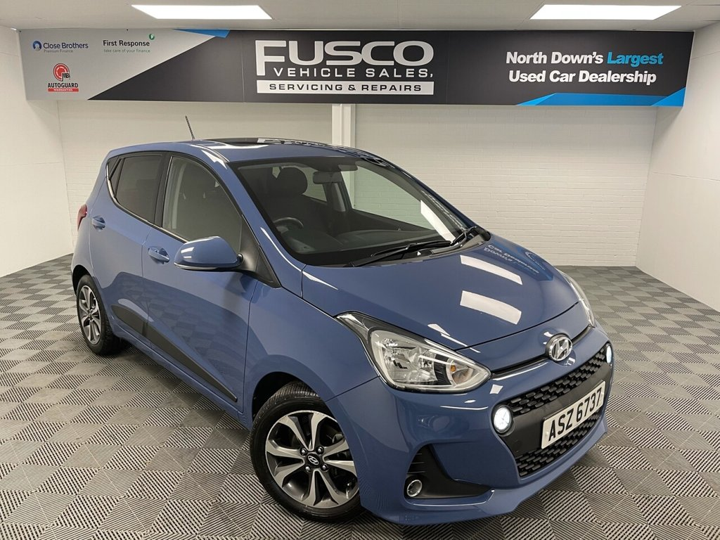 USED 2017 HYUNDAI I10 1.2 PREMIUM SE 5d 86 BHP NATIONWIDE DELIVERY AVAILABLE!