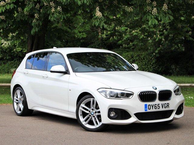 USED 2015 65 BMW 1 SERIES 1.5 118I M SPORT 5d 134 BHP £230 PCM With £1295 Deposit