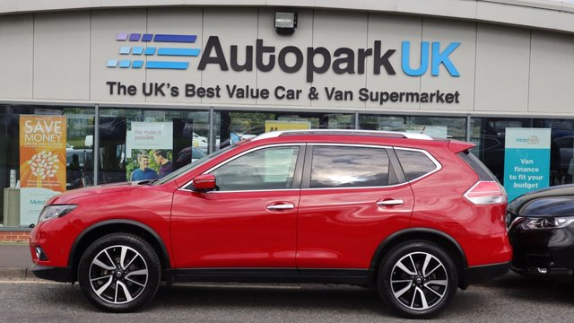 USED 2015 15 NISSAN X-TRAIL 1.6 DCI TEKNA 5d 130 BHP LOW DEPOSIT OR NO DEPOSIT FINANCE AVAILABLE . COMES USABILITY INSPECTED WITH 30 DAYS USABILITY WARRANTY + LOW COST 12 MONTHS ESSENTIALS WARRANTY AVAILABLE FROM ONLY £199 (VANS AND 4X4 £299) DETAILS ON REQUEST. ALWAYS DRIVING DOWN PRICES . BUY WITH CONFIDENCE . OVER 1000 GENUINE GREAT REVIEWS OVER ALL PLATFORMS FROM GOOD HONEST CUSTOMERS YOU CAN TRUST .