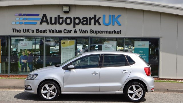 USED 2014 64 VOLKSWAGEN POLO 1.2 SEL TSI DSG 5d 109 BHP LOW DEPOSIT OR NO DEPOSIT FINANCE AVAILABLE . COMES USABILITY INSPECTED WITH 30 DAYS USABILITY WARRANTY + LOW COST 12 MONTHS ESSENTIALS WARRANTY AVAILABLE FROM ONLY £199 (VANS AND 4X4 £299) DETAILS ON REQUEST. ALWAYS DRIVING DOWN PRICES . BUY WITH CONFIDENCE . OVER 1000 GENUINE GREAT REVIEWS OVER ALL PLATFORMS FROM GOOD HONEST CUSTOMERS YOU CAN TRUST .