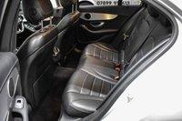 USED 2015 64 MERCEDES-BENZ C-CLASS 2.1 C220 BLUETEC AMG LINE PREMIUM 4d 170 BHP