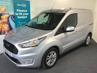 USED 2019 69 FORD TRANSIT CONNECT 1.5 200 LIMITED TDCI 119 BHP