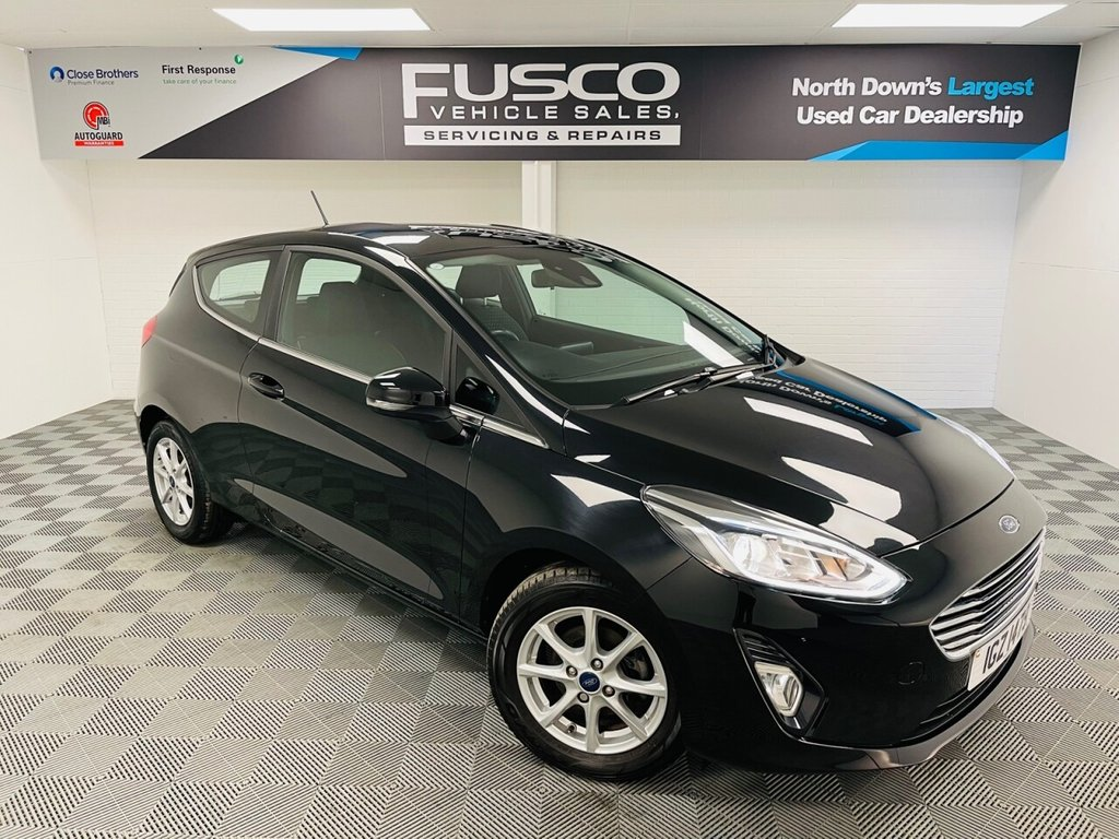 USED 2017 FORD FIESTA 1.0 ZETEC 3d 99 BHP NATIONWIDE DELIVERY AVAILABLE!