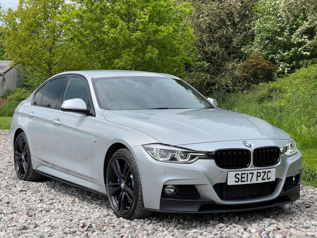 USED 2017 17 BMW 3 SERIES 3.0 335D XDRIVE M SPORT 4d 308 BHP Free Next Day Nationwide Delivery