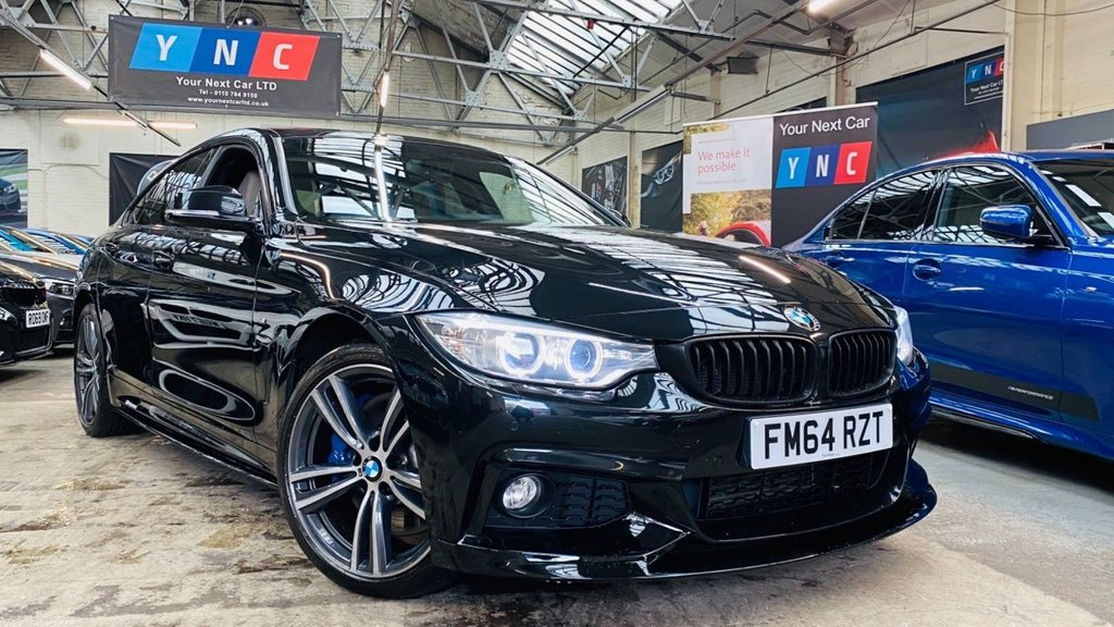 USED 2015 64 BMW 4 SERIES 3.0 430d M Sport Gran Coupe Auto xDrive 5dr PERFORMANCEKIT+19S+PLUSPACK4WD