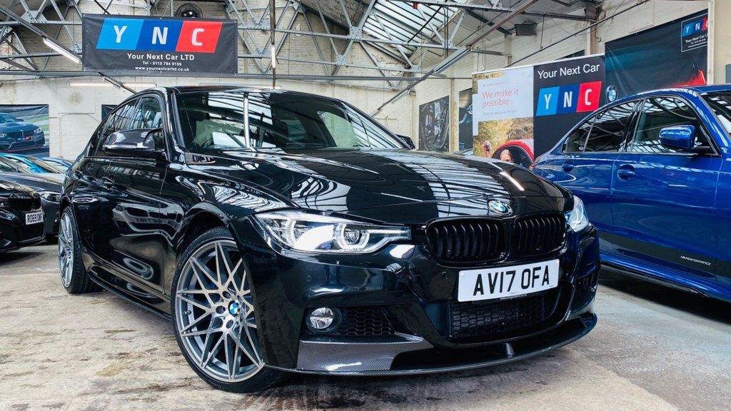 USED 2017 17 BMW 3 SERIES 3.0 335d M Sport Auto xDrive (s/s) 4dr PERFORMANCEKIT+20S+PLUSPACK