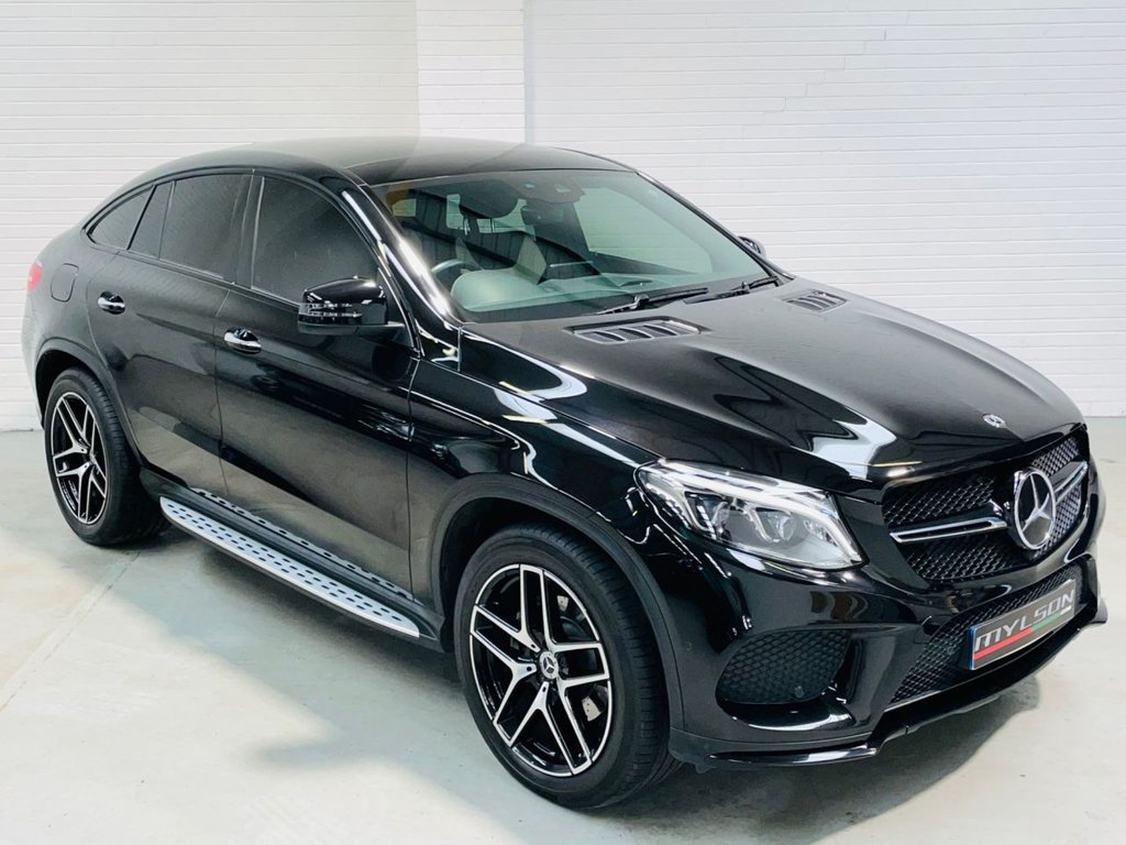 USED 2019 MERCEDES-BENZ GLE-CLASS 3.0 GLE 350 D 4MATIC AMG NIGHT EDITION PREMIUM PLUS 4d 255 BHP Night Pack Premium Plus Spec, Finance Available