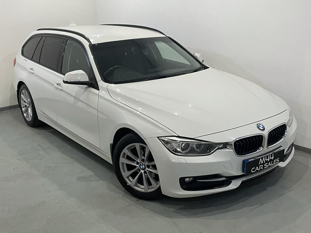 USED 2013 13 BMW 3 SERIES 2.0 318D SPORT TOURING 5d 141 BHP Isofix / Bluetooth / Alloy Wheels / Cruise Control / Dab Radio / Aux