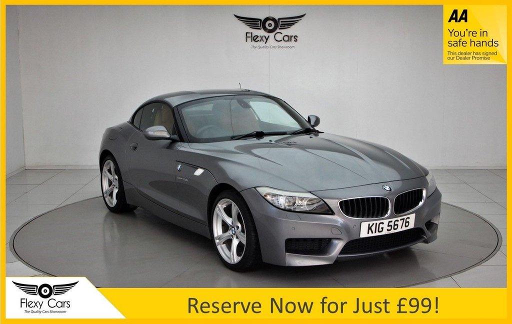 USED 2012 BMW Z4 2.0 Z4 SDRIVE20I M SPORT ROADSTER 2d 181 BHP