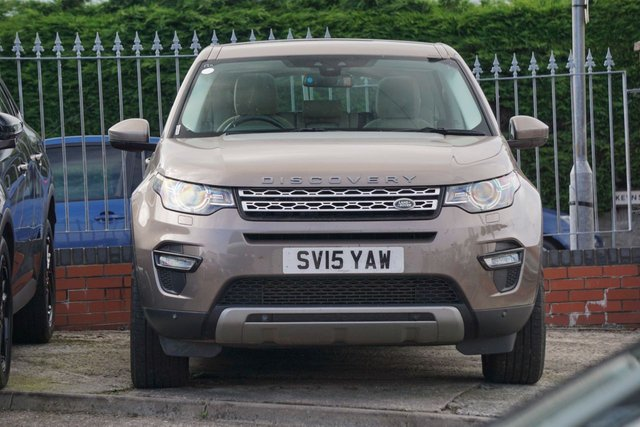 LAND ROVER DISCOVERY SPORT at Tim Hayward Car Sales