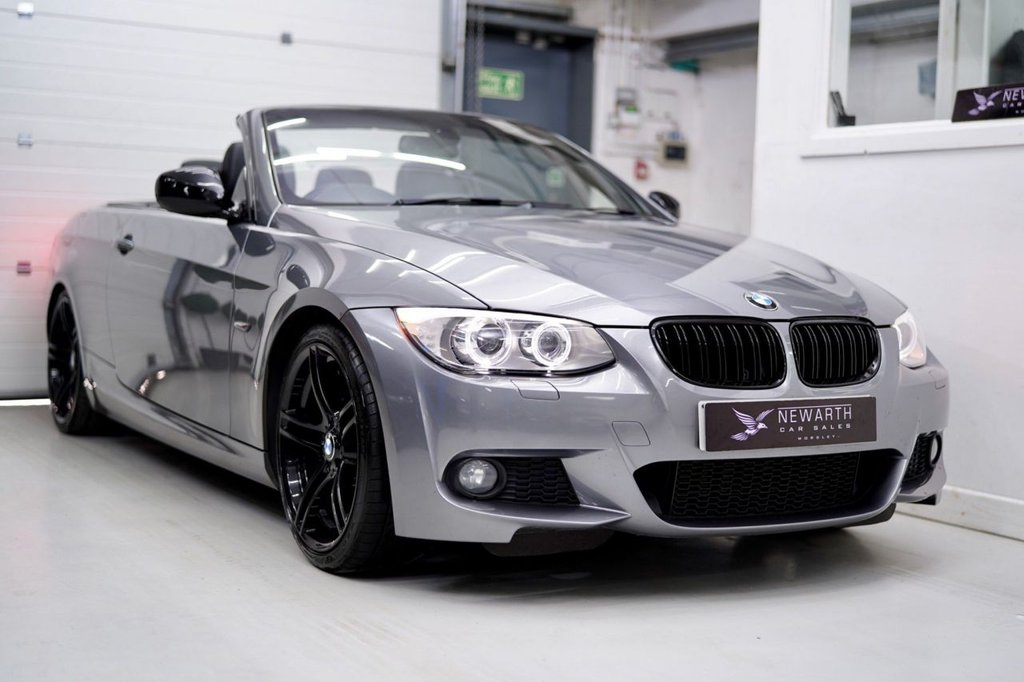 USED 2012 62 BMW 3 SERIES 2.0 320d Sport Plus Edition 2dr ++++ULTRA HIGH SPEC+++++