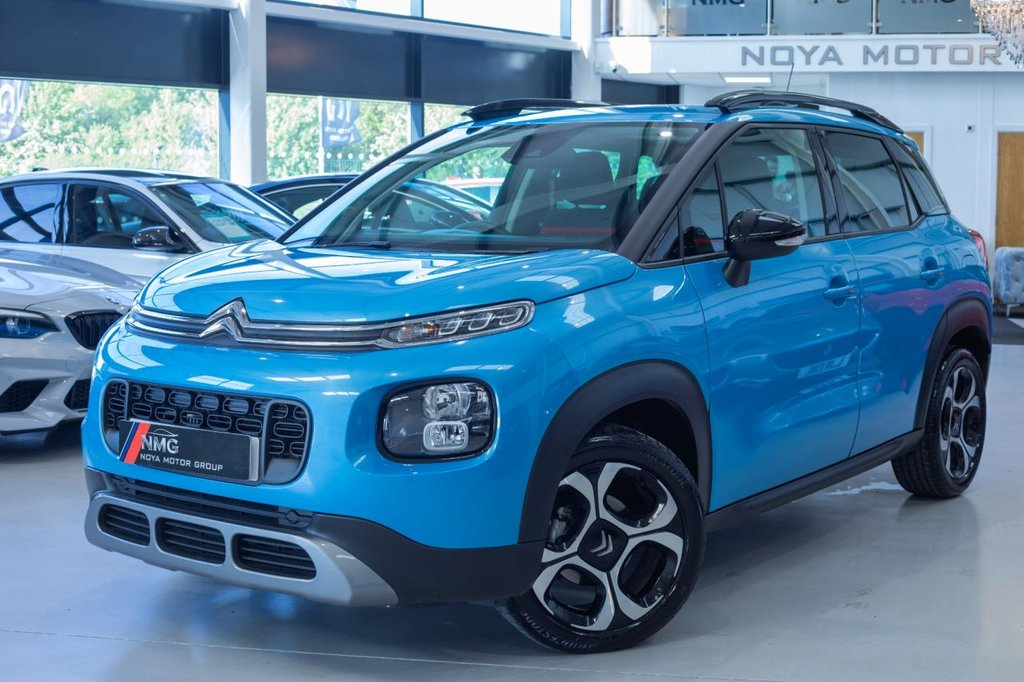 USED 2020 69 CITROEN C3 AIRCROSS 1.5 BLUEHDI FLAIR S/S 5d 101 BHP ***LOW MILEAGE***