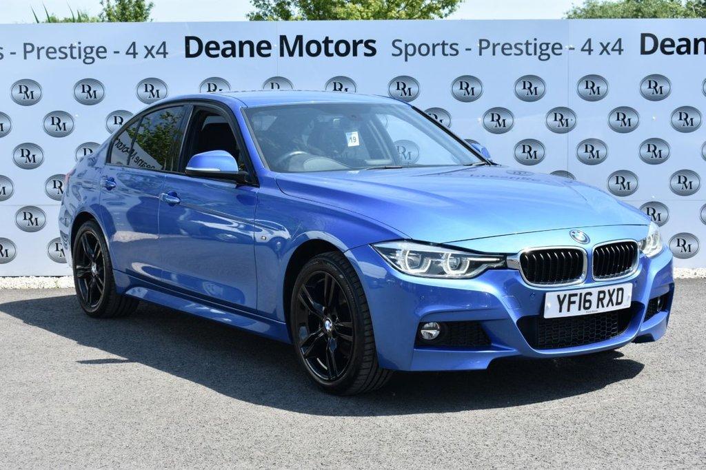 USED 2016 16 BMW 3 SERIES 2.0 320D XDRIVE M SPORT 4d 188 BHP
