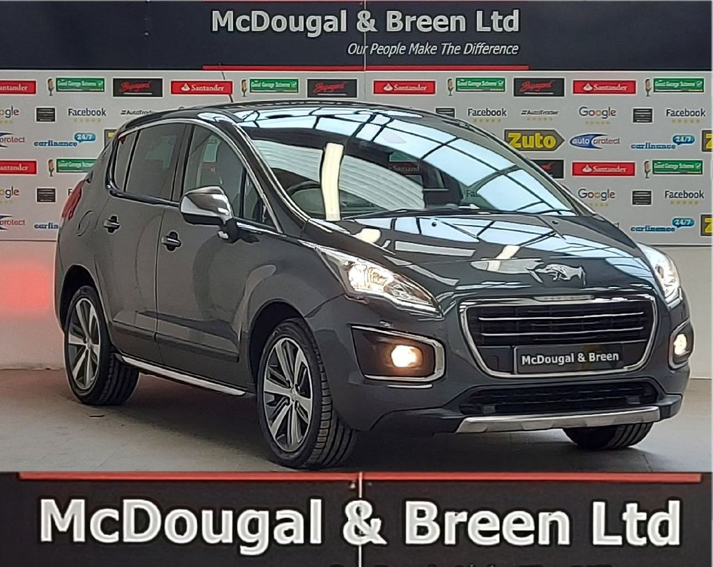 USED 2016 16 PEUGEOT 3008 1.6 BLUE HDI S/S ALLURE 5d 120 BHP
