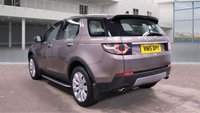 USED 2015 15 LAND ROVER DISCOVERY SPORT 2.2 SD4 HSE LUXURY 5d 190 BHP