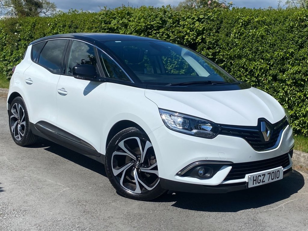 USED 2017 RENAULT SCENIC 1.6 DYNAMIQUE S NAV DCI 5d 129 BHP